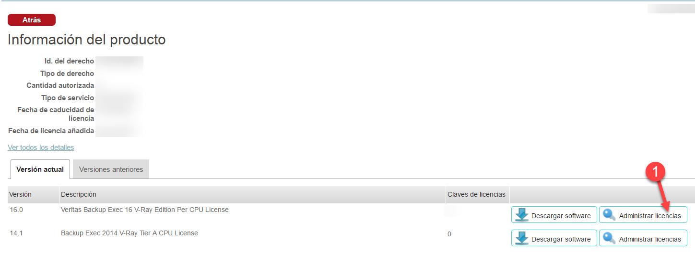 Agregando Licencias a Veritas Backup EXEC 16, [Backup EXEC 16] – Agregando Licencias a Veritas Backup EXEC 16., ElCegu, ElCegu