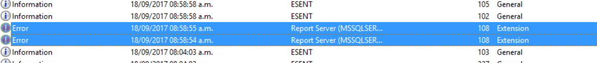 Cannot load SQLPDW y TERADATA, [Reporting Services] – Cannot load SQLPDW y TERADATA., ElCegu, ElCegu