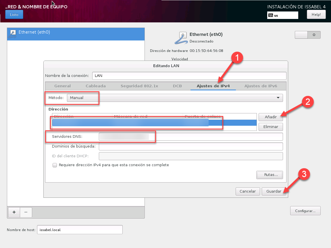 Instalación de Issabel PBX sobre Hyper-V en Windows Server 2012 R2, [Issabel] – Instalación de Issabel PBX sobre Hyper-V en Windows Server 2012 R2., ElCegu, ElCegu