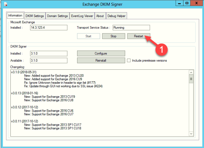 Generar clave DKIM, [Exchange Server] – Generar clave DKIM (DomainKeys Identified Mail) para nuestro Exchange Server., ElCegu, ElCegu
