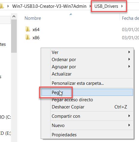 Integrar Driver 3.0 a una Imagen Booteable de Windows 7, [Windows 7] – Integrar Driver 3.0 a una Imagen Booteable de Windows 7, ElCegu, ElCegu