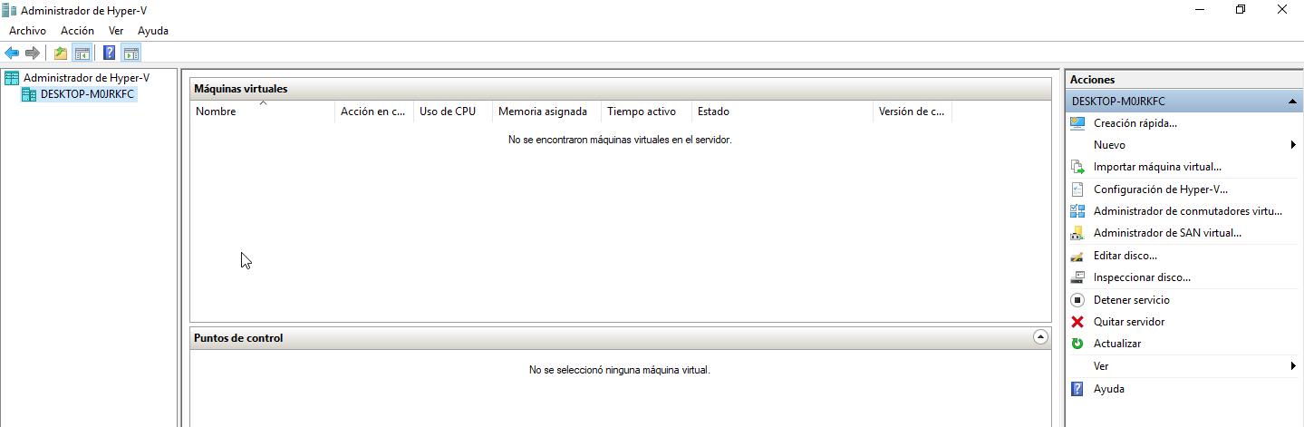 Habilitar Hyper-V, [Windows 10] – Habilitar Hyper-V., ElCegu