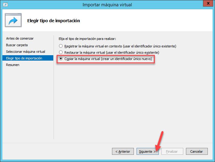 Clonar una VM en Hyper-V, [Windows Server 2012 R2] – Clonar una VM en Hyper-V., ElCegu, ElCegu